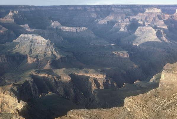 Большой каньон. США, штат Юта.