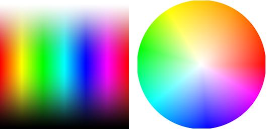 Определение цвета пикселя онлайн